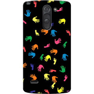 G.store Printed Back Covers for LG G3 Stylus Multi