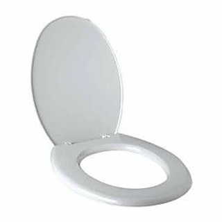 Seat Cover/ Toilet Seat Cover (Heavy,White)
