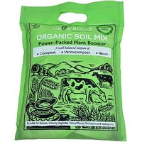 GreenRoots Organic Soil Mix + 10gm Spinach Seeds Soil Manure(500 g Powder)
