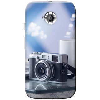 G.store Printed Back Covers for Motorola Moto E 2nd gen Multi