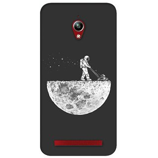 G.store Printed Back Covers for Asus ZenFone Go Grey