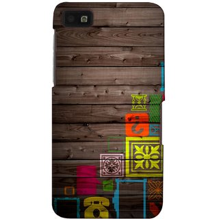 G.store Printed Back Covers for Blackberry Z10 Multi