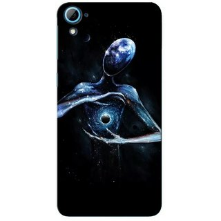 G.store Printed Back Covers for HTC Desire 826 Black