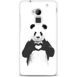 G.store Printed Back Covers for HTC One Max White