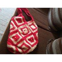 Crochet Bag Hand Made