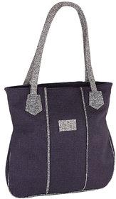Sukkhi Blue Multi-pocket Shoulder Handbag
