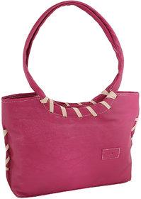 Sukkhi Pink Stylish Shoulder Handbag