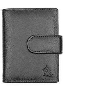 Kara Mens Wallet (9030 Black Business Card Holder)
