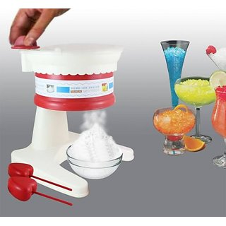 Gola Maker Ice Gola/Snow Maker Machine With 3 Bowls + 1 Glass + 6 Sticks + 1 Ice