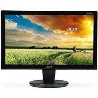 15.6 Inch LED Backlit LCD Monitor(Black)