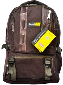 Skyline College/School/Office Backpack Bag With Warranty-522