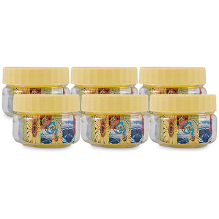 GPET Round Container 50ml Set Of 6