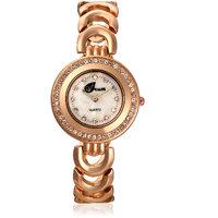 Arum Golden Diva Fashion Watch For Women
