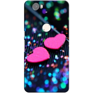 G.store Printed Back Covers for Huawei Nexus 6P Multi