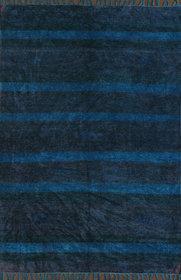 Rugsville Dhurrie Modern Multi Wool Handmade 13629 4x6 Rug