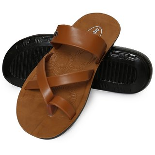dca237c4f739 Buy Aqualite Men Floater (PG-665TAN-TAN) Online   ₹299 from ShopClues