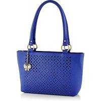 Butterflies Women ( Blue ) Shoulder Bag BNS 0539LBL