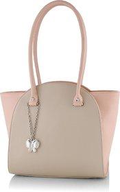 Butterflies Women ( Cream ) Handbag BNS 0580CRM