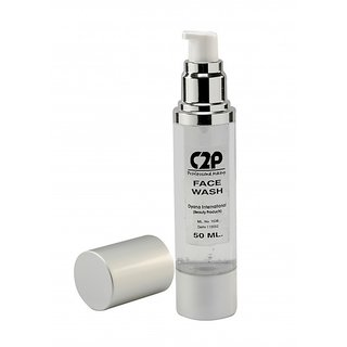 C2P Professional Face Wash