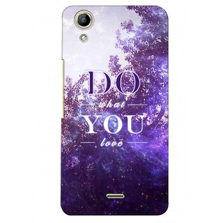 G.store Printed Back Covers for Micromax Canvas Selfie Lens Q345  Multi