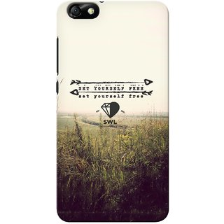 G.store Printed Back Covers for Huawei Honor 4X Multi