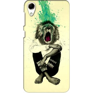 G.store Printed Back Covers for HTC Desire 728 Multi
