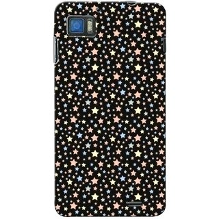 G.store Printed Back Covers for Lenovo S860 Black