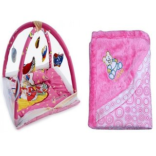 CHHOTE JANAB BABY BEDDING / PLAYGYM AND BABY BLANKET