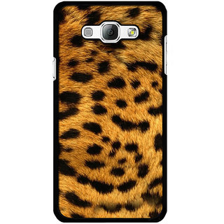 Instyler Digital Printed Back Cover For Samsung Galaxy A8 SGA8DS-10457