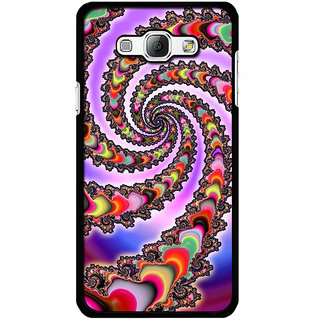 Instyler Digital Printed Back Cover For Samsung Galaxy A8 SGA8DS-10456