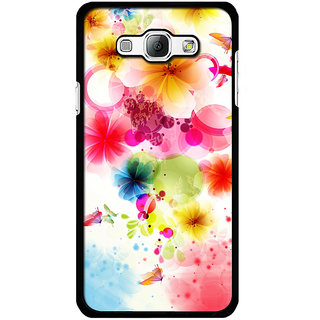 Instyler Digital Printed Back Cover For Samsung Galaxy A8 SGA8DS-10376