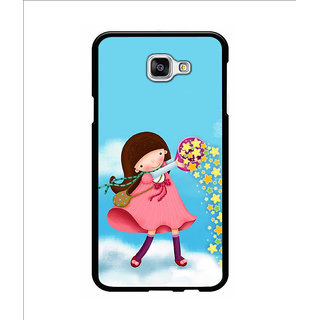 Instyler Digital Printed Back Cover For Samsung Galaxy A5(2016) SGA5(2016)DS-10237