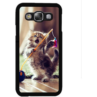 Instyler Digital Printed Back Cover For Samsung Galaxy E7 SGE7DS-10318