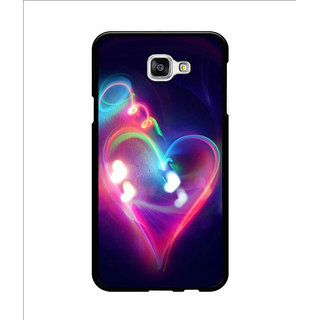 Instyler Digital Printed Back Cover For Samsung Galaxy A9 SGA9DS-10418