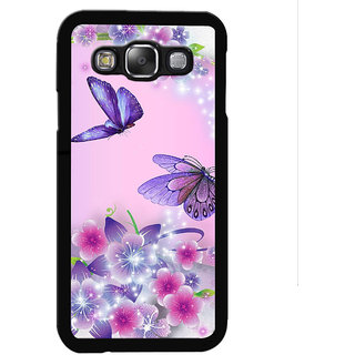 Instyler Digital Printed Back Cover For Samsung Galaxy E7 SGE7DS-10345