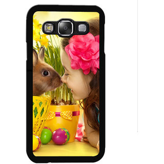 Instyler Digital Printed Back Cover For Samsung Galaxy Grand 3 SGG3DS-10367