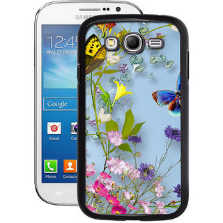Instyler Digital Printed Back Cover For Samsung Galaxy Grand 2 SGG2DS-10341