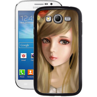 Instyler Digital Printed Back Cover For Samsung Galaxy Grand 2 SGG2DS-10368