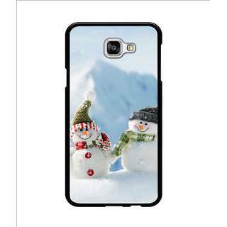 Instyler Digital Printed Back Cover For Samsung Galaxy A9 SGA9DS-10348