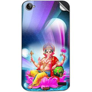 Instyler Mobile Sticker For Intex  Aqua Star 2 Hd MSINTEX AQUA STAR 2 HDDS10090