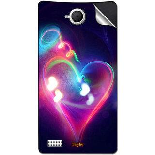 Instyler Mobile Sticker For Intex Aqua N17 MSINTEXAQUA N17 DS10118