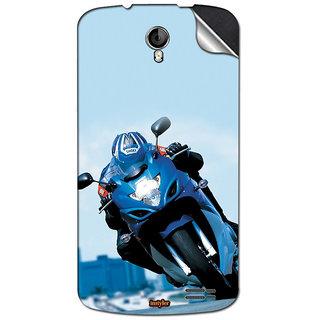 Instyler Mobile Sticker For Intex Aqua Superb MSINTEXAQUA SUPERBDS10031