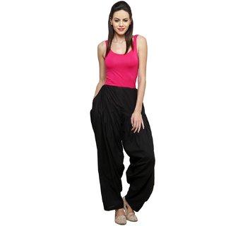 black cotton patiala In India - Shopclues Online 4bc997c22