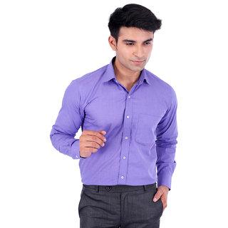 Vaitolua Mens Cotton Printed Full Sleeve Shirt