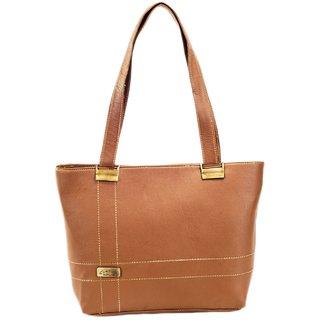 D2U Tan Handbag