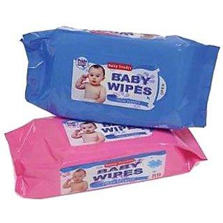 Baby Tender Wipes 80 Pcs Buy 1 Get 1 Free