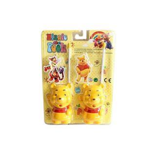 Winnie the bear kids walky talkie toy