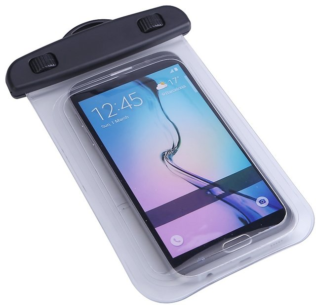 the latest c93a5 bd492 Aeoss Waterproof Case For iPhone 6 Plus Note 3 Travel Swim Universal Out  Door PVC Bag (A254T)