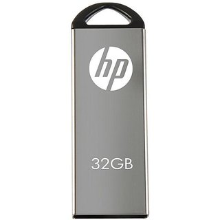 HP 32GB Pen Drives Gray