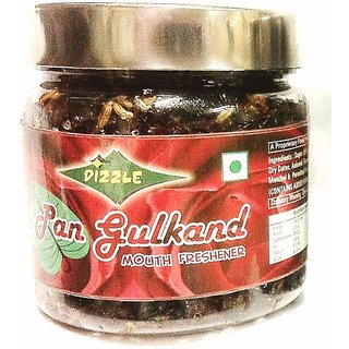 Dizzle Pan Gulkand 130gm (Pack of Two)